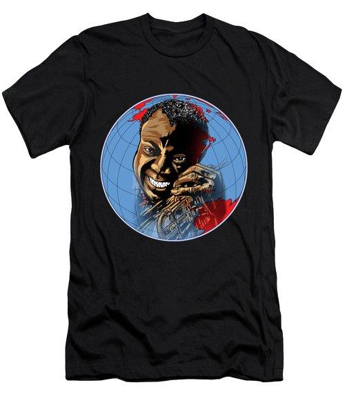 Louis. Men's T-Shirt (Athletic Fit)