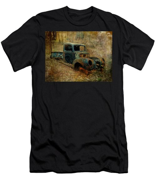 Resurrection Vintage Truck Men's T-Shirt (Athletic Fit)