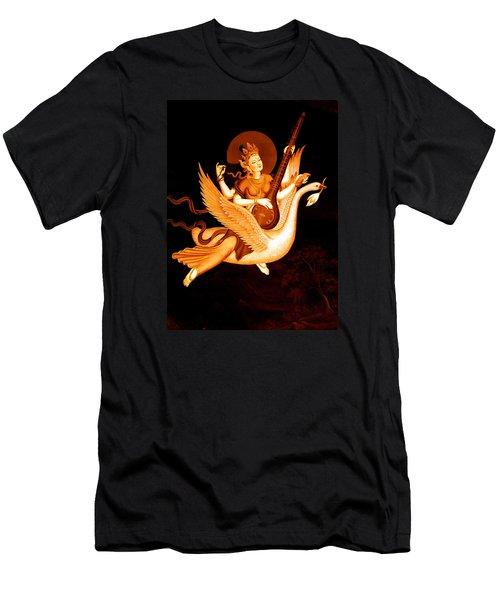 Saraswati 4 Men's T-Shirt (Athletic Fit)