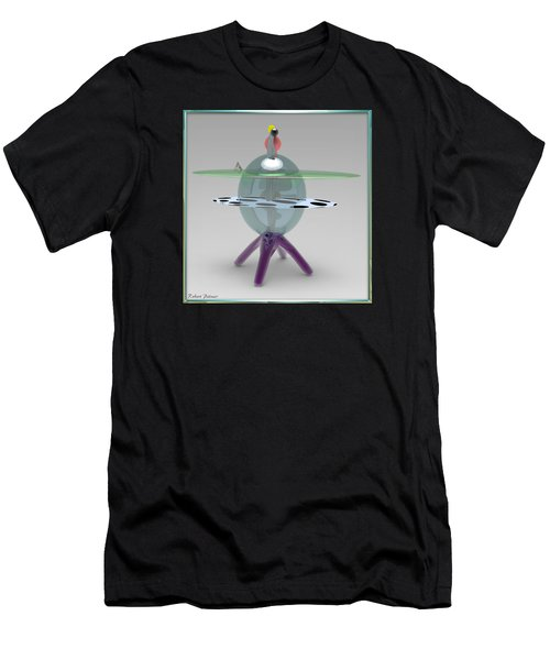 ' Sea Star Table ' Men's T-Shirt (Athletic Fit)