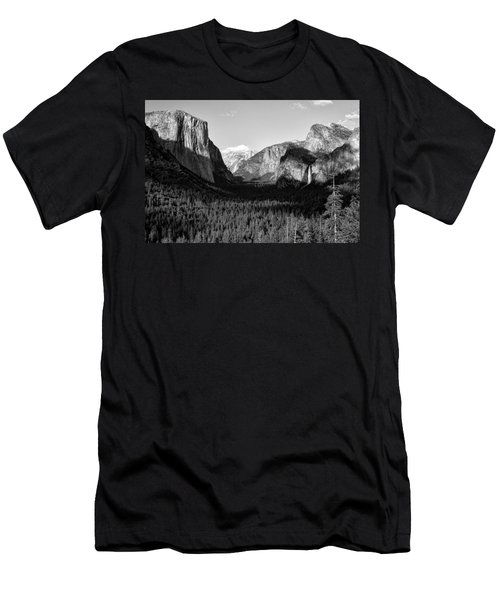Valley Of Inspiration Men's T-Shirt (Athletic Fit)