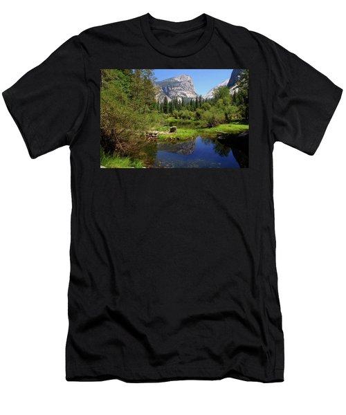 @ Yosemite Men's T-Shirt (Athletic Fit)