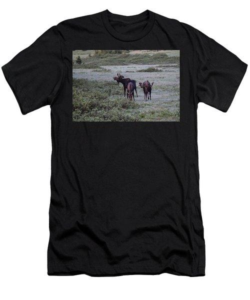 Moose Cameron Pass Co Men's T-Shirt (Athletic Fit)