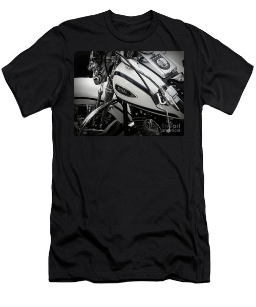1 - Harley Davidson Series  Men's T-Shirt (Athletic Fit)