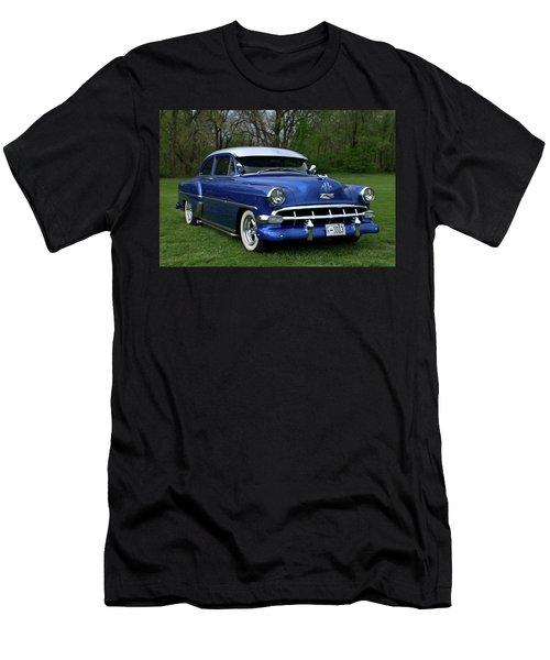 1954 Chevrolet Street Rod Men's T-Shirt (Athletic Fit)