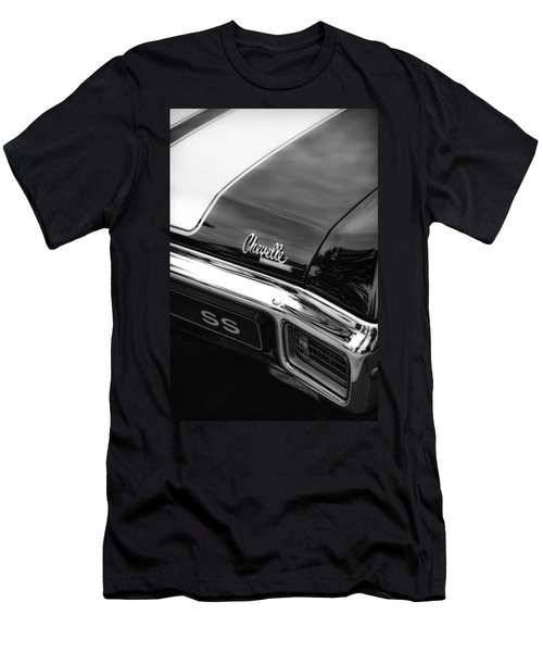 1970 Chevrolet Chevelle Ss 396 Men's T-Shirt (Athletic Fit)