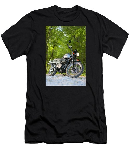 2013 Triumph Scrambler Men's T-Shirt (Athletic Fit)