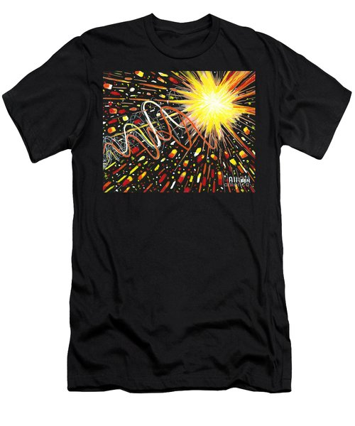 4th Of July Men's T-Shirt (Athletic Fit)
