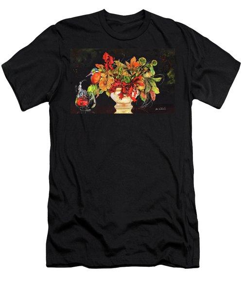 A Splash Of Colour Men's T-Shirt (Athletic Fit)
