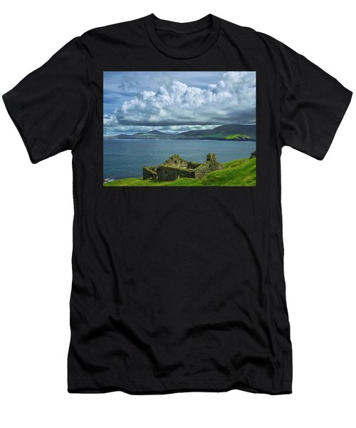 Abandoned House 4 Men's T-Shirt (Athletic Fit)