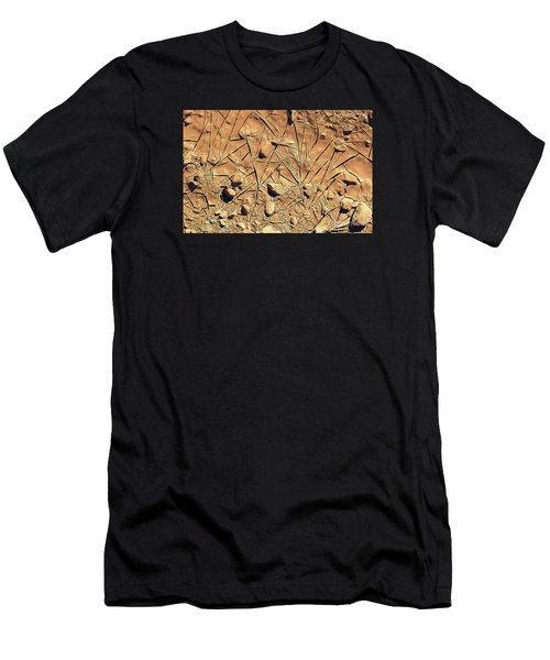 Abstract 2 Men's T-Shirt (Athletic Fit)