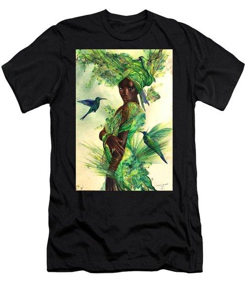 Aja Men's T-Shirt (Athletic Fit)