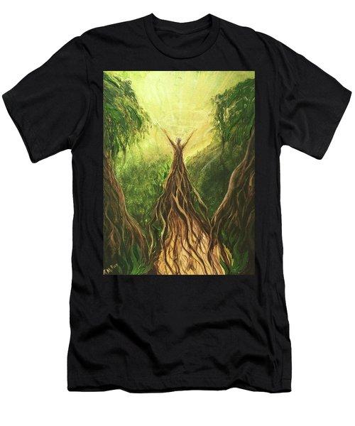 Alive Men's T-Shirt (Athletic Fit)
