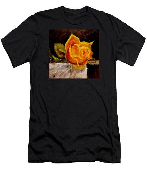 Alone.. Men's T-Shirt (Athletic Fit)