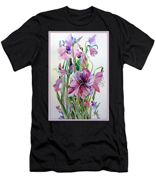 Amaryliss Men's T-Shirt (Athletic Fit)