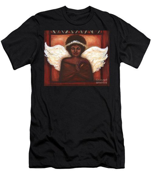 Angel Men's T-Shirt (Athletic Fit)