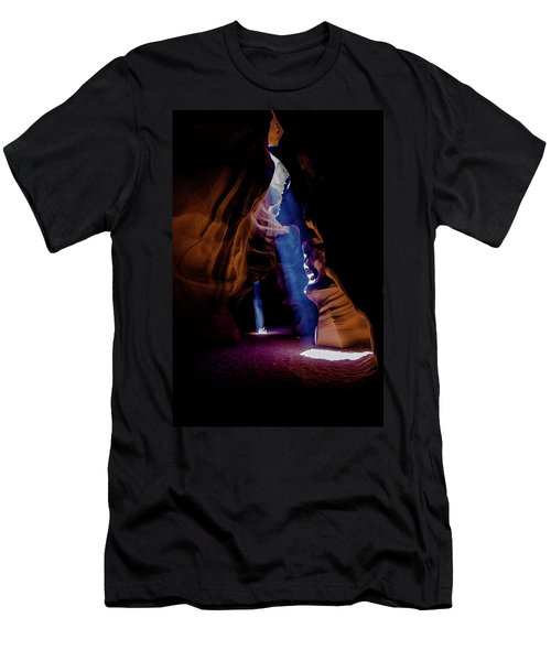 Antelope Canyon Men's T-Shirt (Athletic Fit)