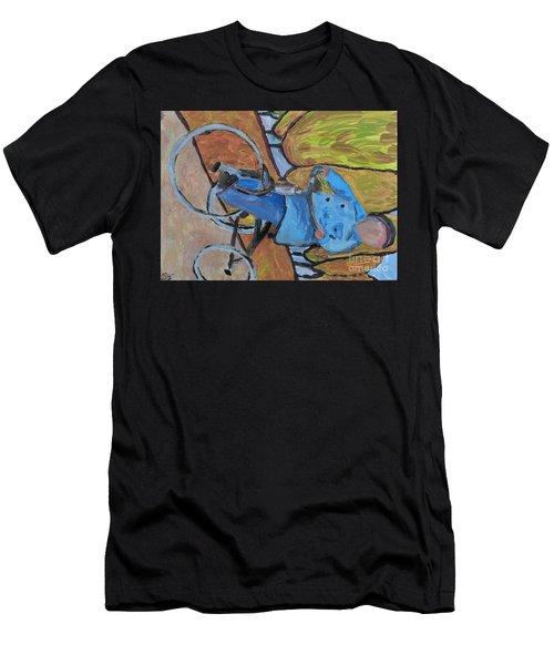 Art Study Men's T-Shirt (Athletic Fit)