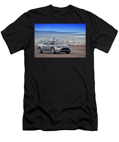 #astonmartin #print Men's T-Shirt (Athletic Fit)