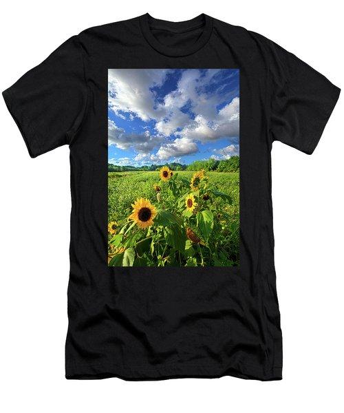 Autumn Is Near Men's T-Shirt (Athletic Fit)