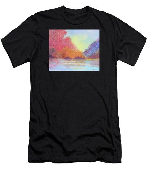 Autumn's Aura Men's T-Shirt (Athletic Fit)