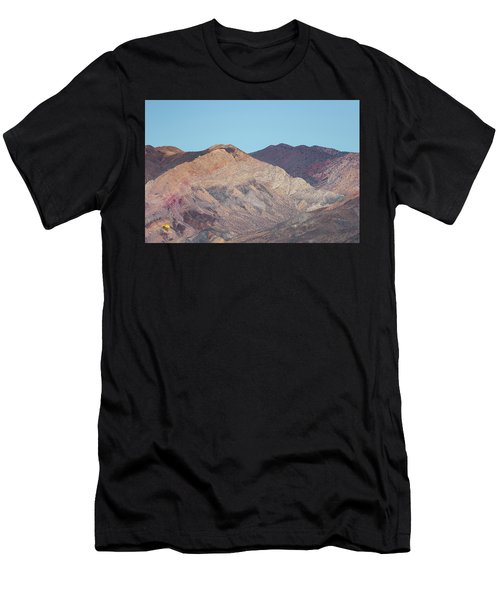 Men's T-Shirt (Athletic Fit) featuring the photograph Avawatz Mountain by Jim Thompson