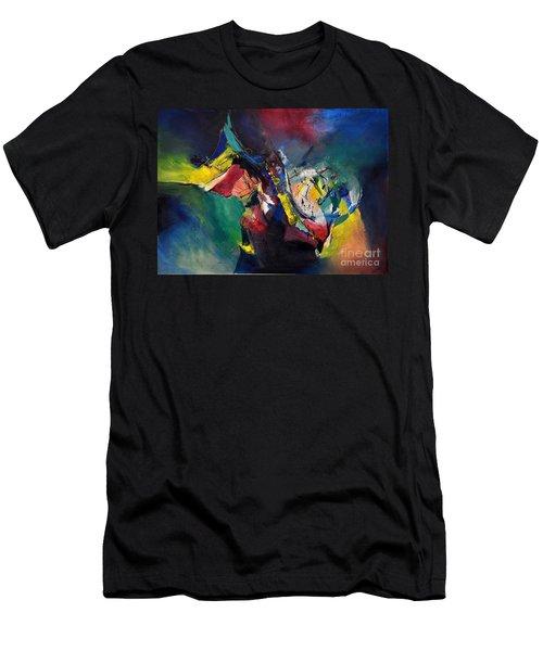 Aztec Man Men's T-Shirt (Athletic Fit)