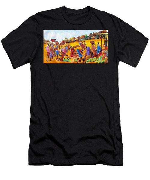 B-365 Men's T-Shirt (Athletic Fit)