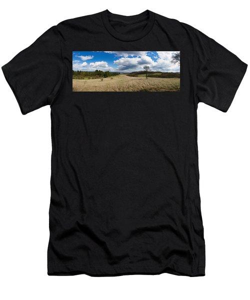 Badraer Schweiz, Kyffhaeuser Men's T-Shirt (Athletic Fit)