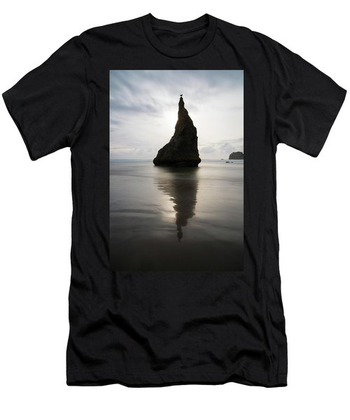 Men's T-Shirt (Athletic Fit) featuring the photograph Balance by Dustin LeFevre