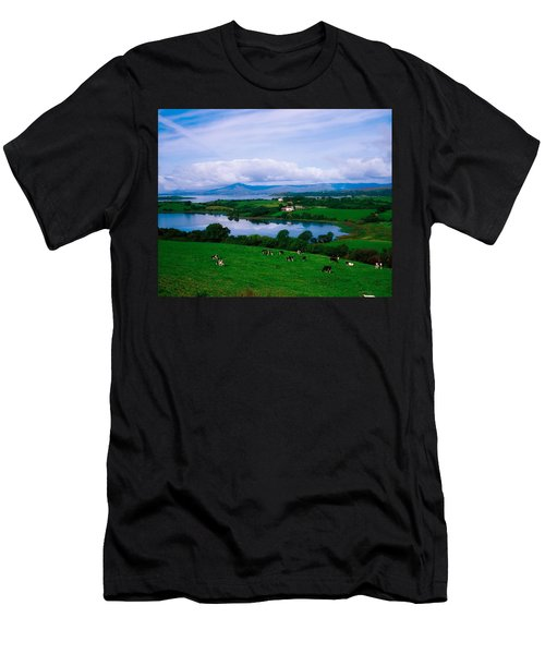 Bantry Bay, Co Cork, Ireland Men's T-Shirt (Athletic Fit)