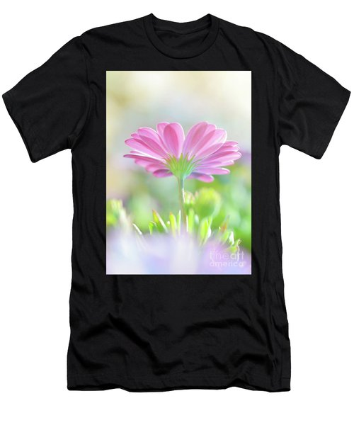 Beautiful Daisy Flower Men's T-Shirt (Athletic Fit)