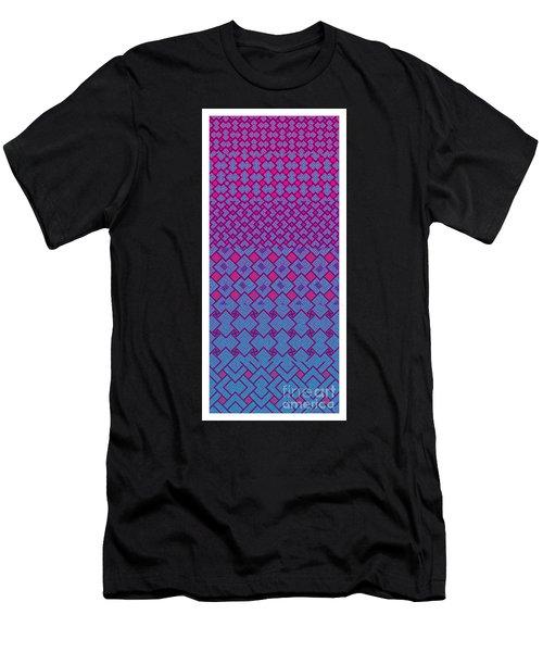 Bibi Khanum Ds Patterns No.4 Men's T-Shirt (Athletic Fit)