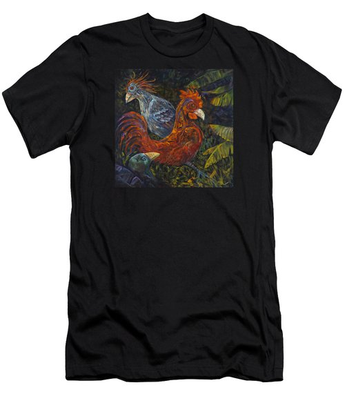 Birditudes Men's T-Shirt (Athletic Fit)