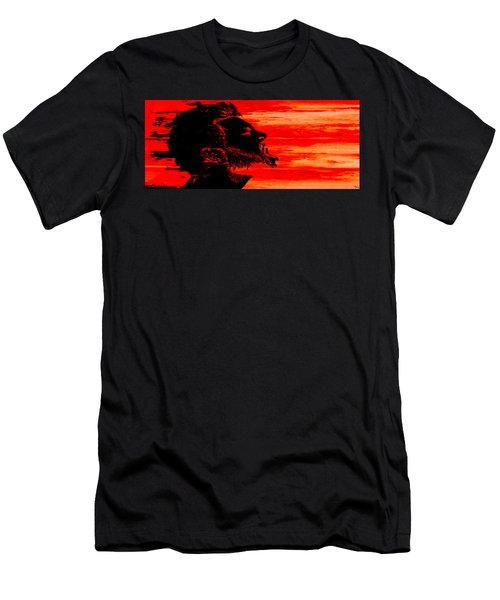 Break Men's T-Shirt (Slim Fit) by Ken Walker