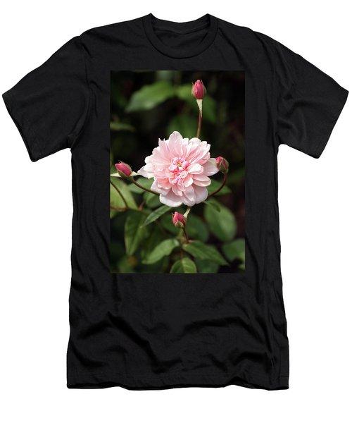Budding Men's T-Shirt (Athletic Fit)