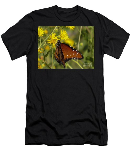 Butterfly 3 Men's T-Shirt (Athletic Fit)