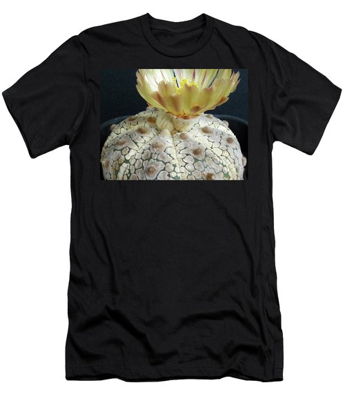 Cactus Flower 1 Men's T-Shirt (Athletic Fit)