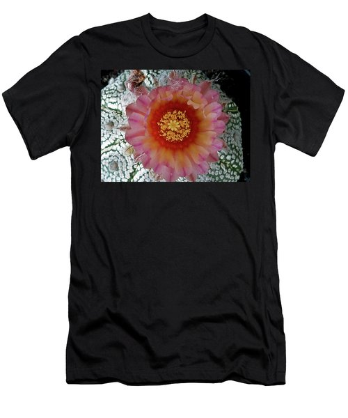 Cactus Flower 5 Men's T-Shirt (Athletic Fit)