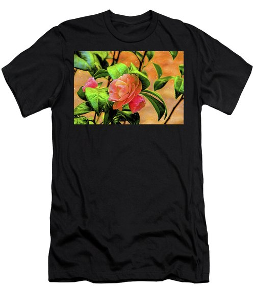 Camellia Candy Men's T-Shirt (Athletic Fit)