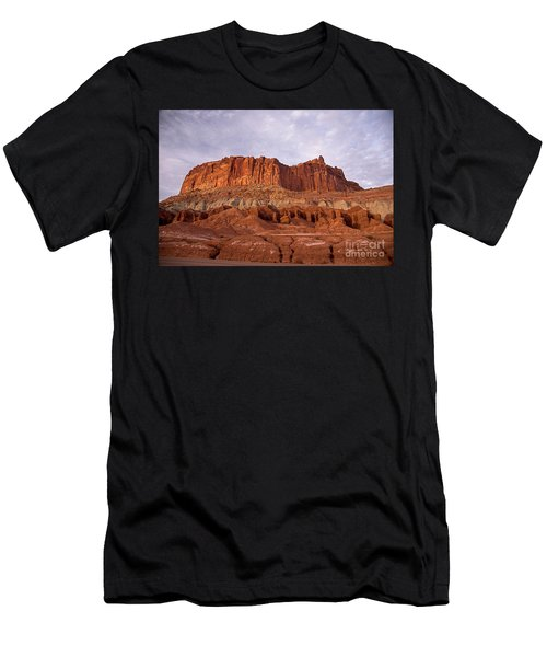 Capital Reef National Park Men's T-Shirt (Athletic Fit)