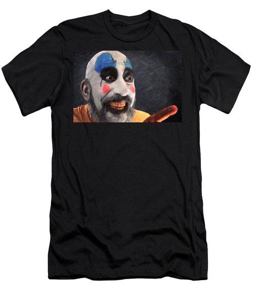 Captain Spaulding Men's T-Shirt (Athletic Fit)