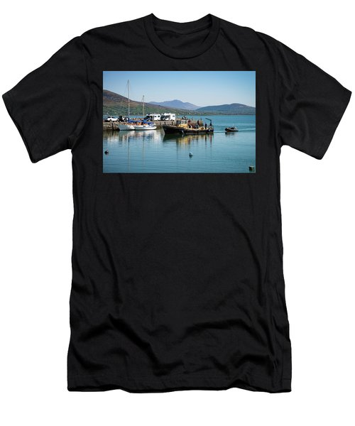 Carlingford Lough Men's T-Shirt (Athletic Fit)
