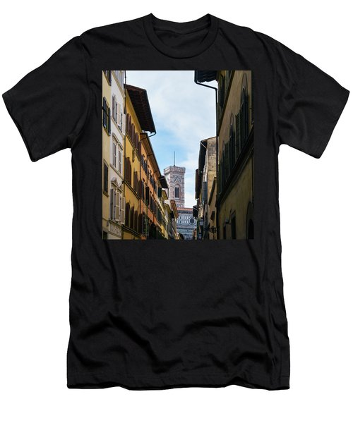 Cattedrale Di Santa Maria Del Fiore, Florence Men's T-Shirt (Athletic Fit)