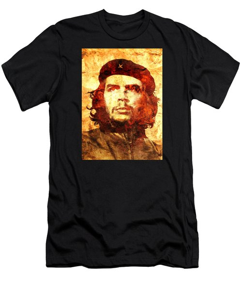 Che Guevara Men's T-Shirt (Athletic Fit)
