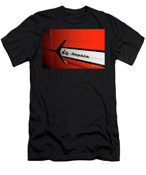 Chevy Impala Men's T-Shirt (Slim Fit) by Pamela Walrath