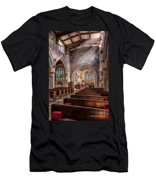 Church Light Men's T-Shirt (Athletic Fit)