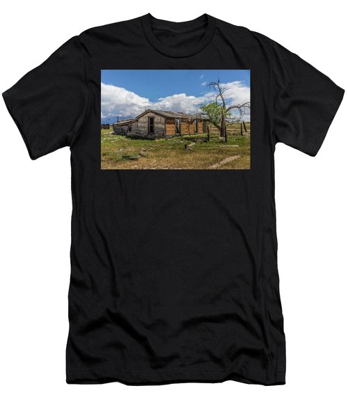 Cisco, Utah, Ghost Town Men's T-Shirt (Athletic Fit)