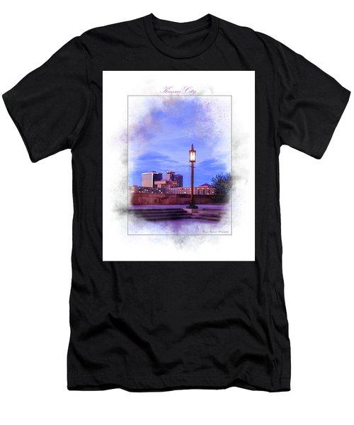 City Men's T-Shirt (Athletic Fit)