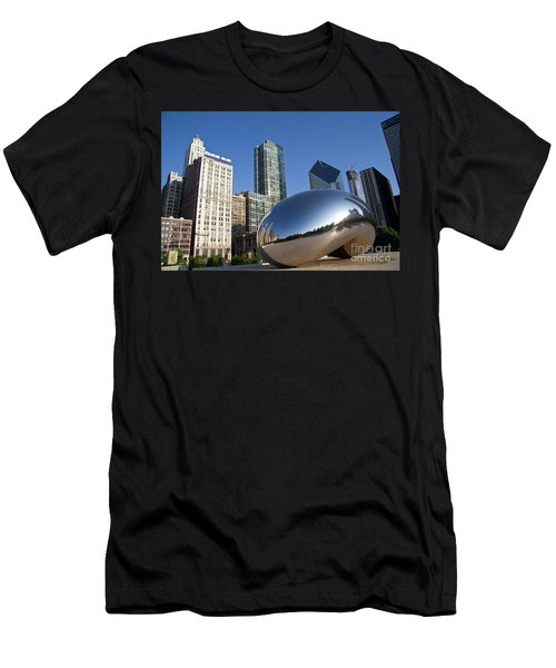 Cloudgate Reflects Men's T-Shirt (Athletic Fit)